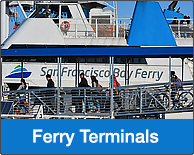 Ferry Terminal at Alameda Point