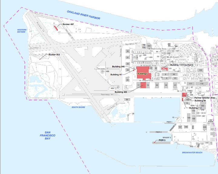 Naval Station San Diego Map.Maps Alameda Point Info