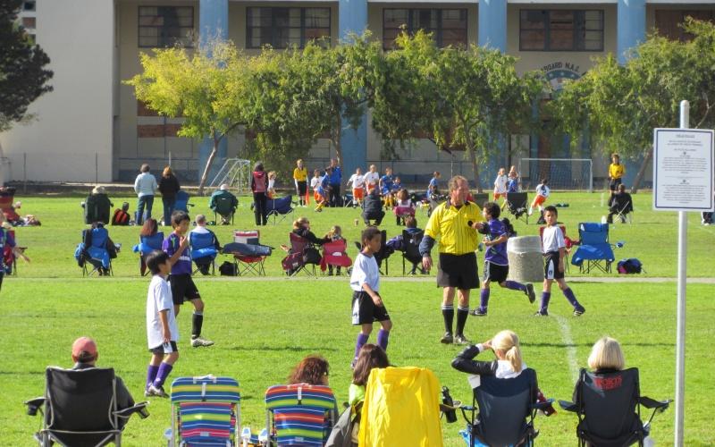 Alameda Point Fields - soccer