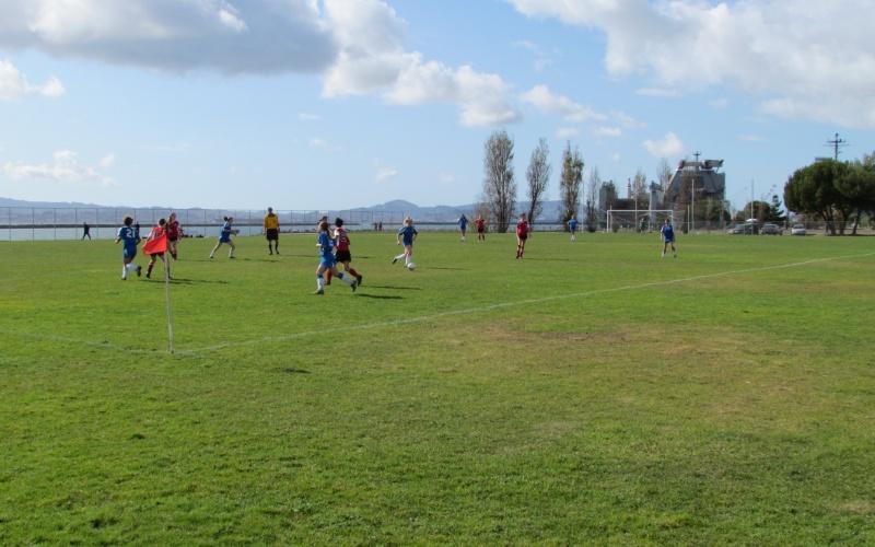 Hornet Soccer Fields
