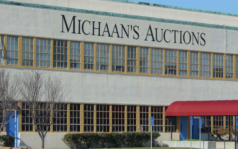 Michaan's Auctions, 2701 Monarch Street - Building 20