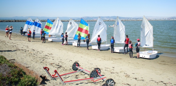 Alameda Community Sailing Center at Alameda Point