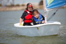 Alameda Community Sailing Center youth sailing