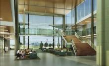 VA lobby design