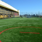 Bladium Sports Club - Alameda, outdoor fields.