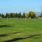 Soccer Fields on Main Street