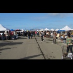 Antiques Faire at Alameda Point