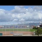Multi-purpose sports field near Main Gate and gym