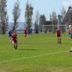 Enterprise Park Soccer Field near USS Hornet