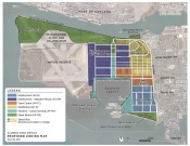 Alameda Point Proposed Zoning Map