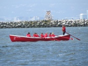 Sea Scouts - Alameda Point regatta