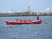 Sea Scouts - Alameda Point regatta