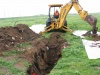 Site 2 - Photo #16 - Trenching in western portion of Wildlife Refuge.   (Navy contractor Battelle photo)