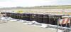 Site 1, Photo #24  Barrels at radioactive materials area. (Navy contractor TetraTech, ECI photo)